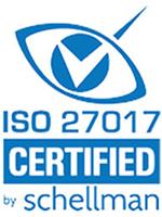 ISO 27017 logo